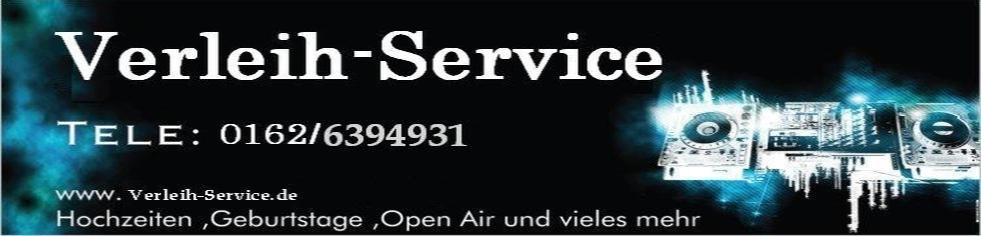 Verleih-Service
